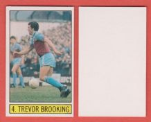 West Ham United Trevor Brooking England